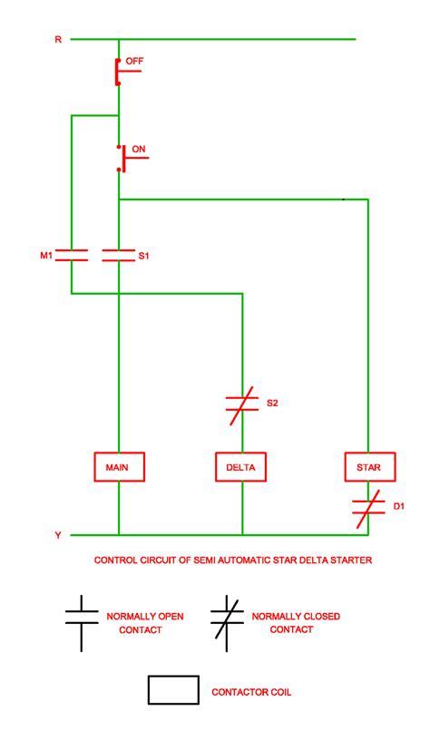 siemens wye delta starter wiring diagram efcaviation