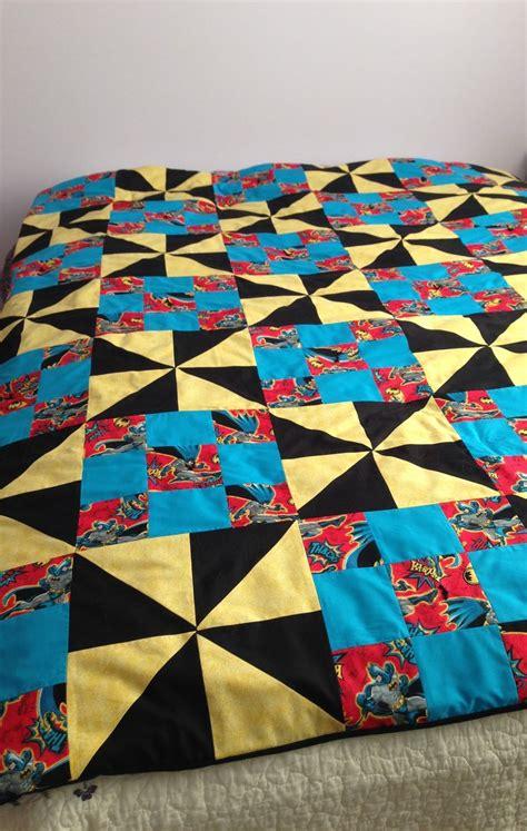 Batman Quilt Pattern by 17 Best Images About Batman On Quilt Fleece