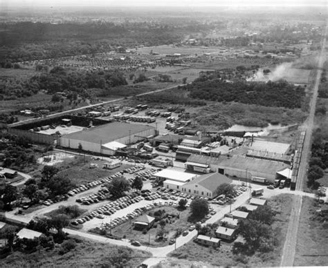 Bradenton Records Florida Memory Tropicana S Headquarters Plant Bradenton Florida