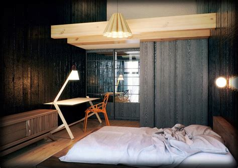 Simple Japanese Bedroom Design Modern Japanese Home Japanese Interior Design Bedroom