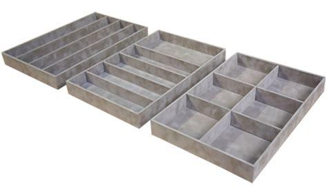separatori per cassetti vassoi e divisori per cassetti laboratorio di
