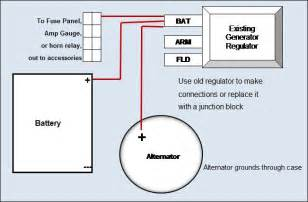 chrysler 1 wire alternator wiring diagram 1 chrysler free wiring diagrams