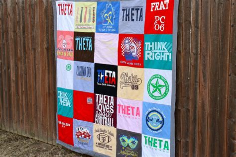 Make Quilt Out Of T Shirts by Diy T Shirt Quilt Part One Of Two