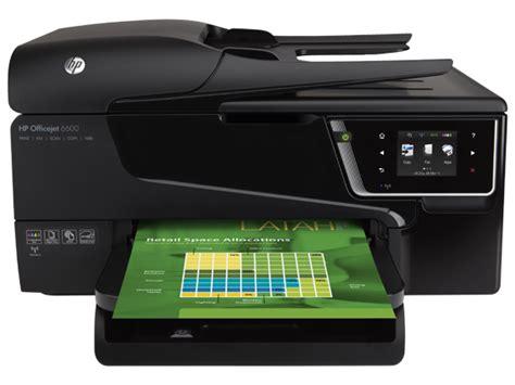 Printer Hp Officejet hp officejet 6600 e all in one printer h711a h711g