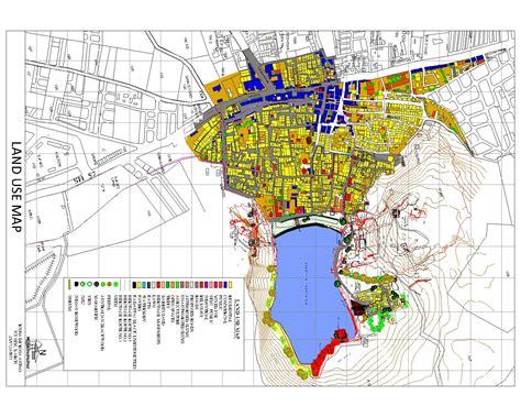 layout of land use urban design badami karnataka rishaantao