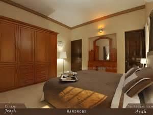Master Bedroom Wardrobe Designs by Evens Construction Pvt Ltd Wardrobe Design For Master Bedroom