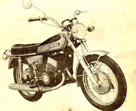 Yamaha R5 1972