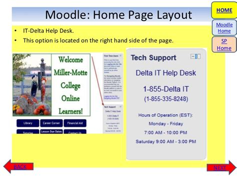 Moodle Help Desk by Walk To Class