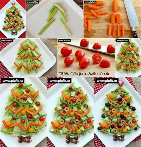 christmas tree relish tray food pinterest