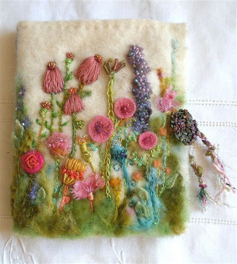 embroidered garden flowers botanical motifs for needle and thread make crafts books 17 best ideas about needle on needle