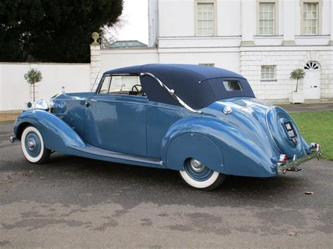1939 rolls royce wraith for sale faux cabriolet by