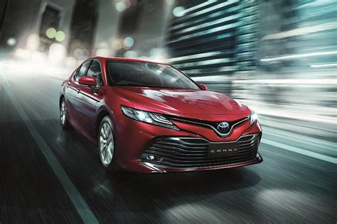 2019 All Toyota Camry by Toyota Motor Philippines To Launch All New 2019 Camry This