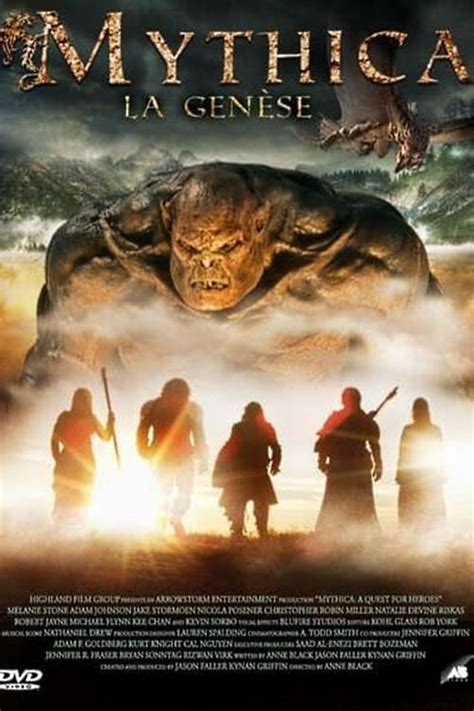 Mythica A Quest For Heroes 2014 Full Movie Mythica A Quest For Heroes 2014 Posters The Movie