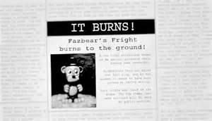 Brightening the nightmare mode newspaper