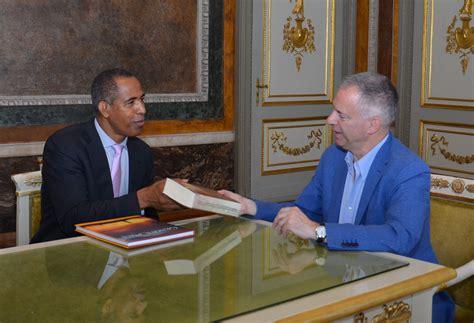 consolato repubblica dominicana il console generale della repubblica dominicana a palazzo