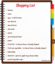 14 healthiest foods for your printable grocery list now
