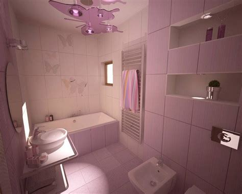 violet bathroom light purple bathroom decor