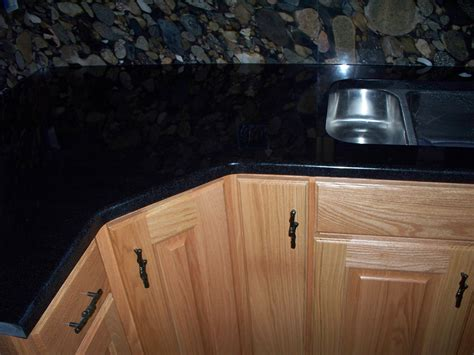 Scratches On Granite Countertop by Scratches Repaired On Absolute Black Granite Granite M D
