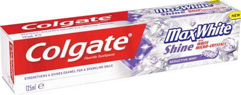 Pasta Gigi White Max colgate max white shine pasta do z苹b 243 w 125 ml nr 155827 internetowa drogeria rossmann