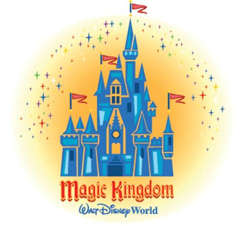 disney world magic kingdom clipart clipart suggest