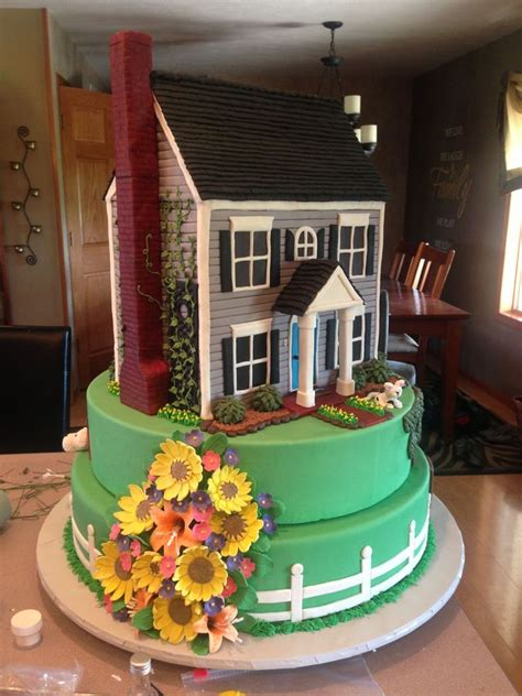 buy  house     house warming party cake dreams  grow cake