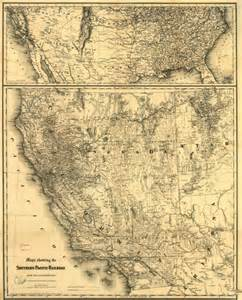 1875 southern pacific railroad california early