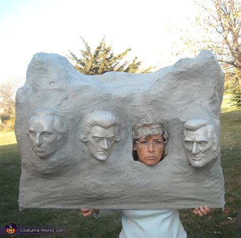 mt rushmore costume