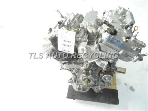 2008 Toyota Highlander Engine 2008 Toyota Highlander Engine Assembly 3 5 Engine