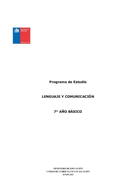 unidades didacticas comunicacion ministerio educacion peru lenguaje 7 b