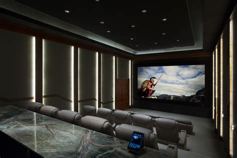 cinematech shares  fundamentals  designing home theaters pacific design center