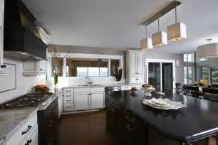 suburban lake house kitchen update decobizz