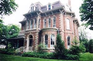 Victorian Mansions Sydenham Bruce Trail