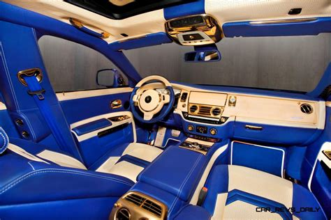 roll royce ghost blue mansory rolls royce ghost upgrades in white and electric