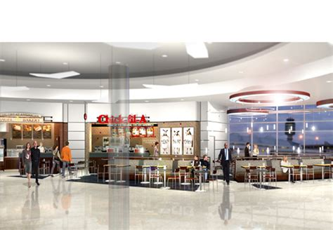 food court design group airport design group inc