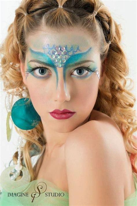 Schminktipps Für Karneval 220 ber 1 000 ideen zu meerjungfrau schminken auf