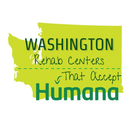 Detox Centers That Take Unitedhealthcare by Rehab Centers That Accept Humana Insurance In Washington
