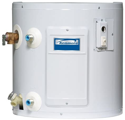 Small Electric Water Heater For Cer Kenmore 31633 30 Gal Compact 6 Year Electric Water