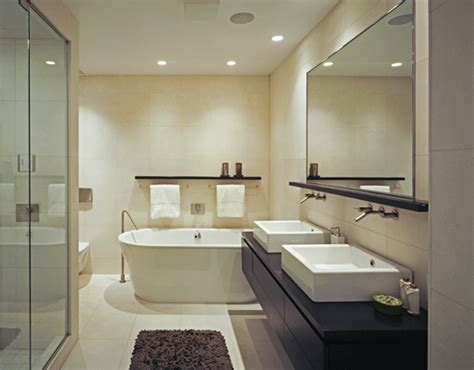 Modern Bathroom Idea - modern bathroom design idea home interior design