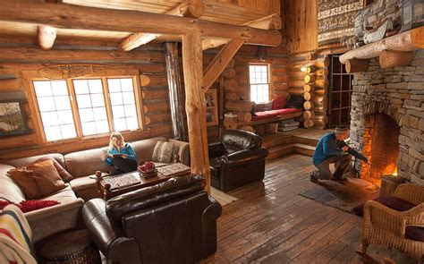 Cabins In Algonquin by Last Chance For Torontorians To Make The Most Of Winter