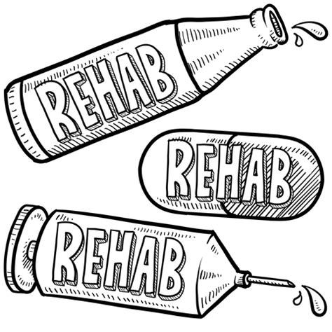 coloring pages drug free drug rehab statistics cost process success rates