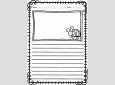 Spring Writing Paper by Kreative Kreations | Teachers Pay ... Language Arts Clip Art Images
