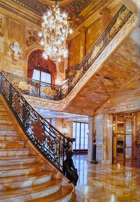 marble house  pinterest mansions ballrooms