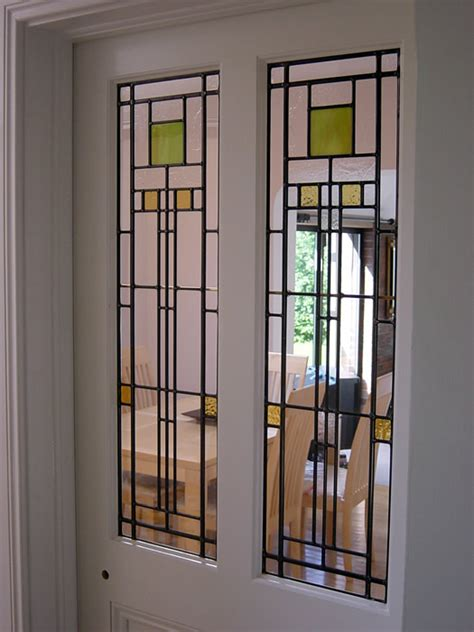 deco interior doors deco leaded glass door panels home
