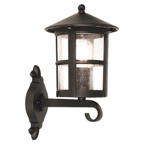 upward facing upward facing garden wall light traditional black window design