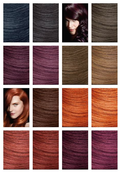 latest hairstyles color chart matrix red hair color shade chart best 25 matrix hair