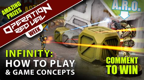 how to play war infinity operation red veil week how to play game