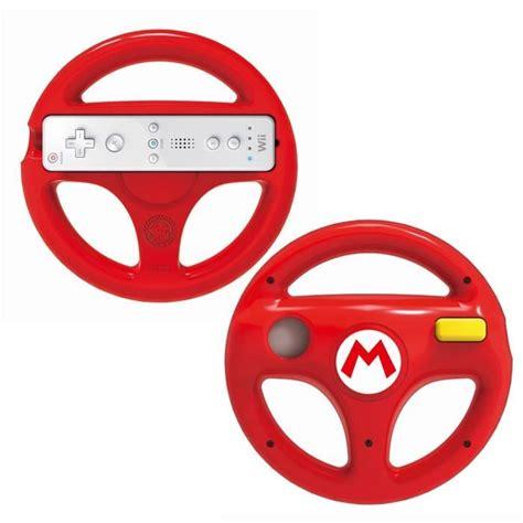 volante wii volant mario wii wii u achat vente volant console