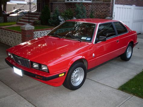 1985 maserati biturbo for iclaudius212 1985 maserati biturbo specs photos