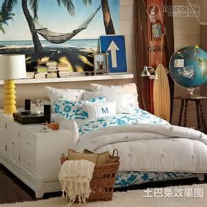 surf bedroom ideas 2012 small apartment hawaiian bedroom wall decor bedroom