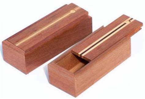 Handcrafted Boxes - custom wooden boxes